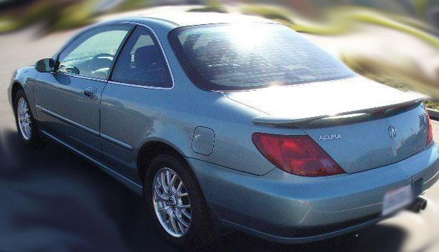 Acura CL Spoiler with Spoiler Light | 1997-2000