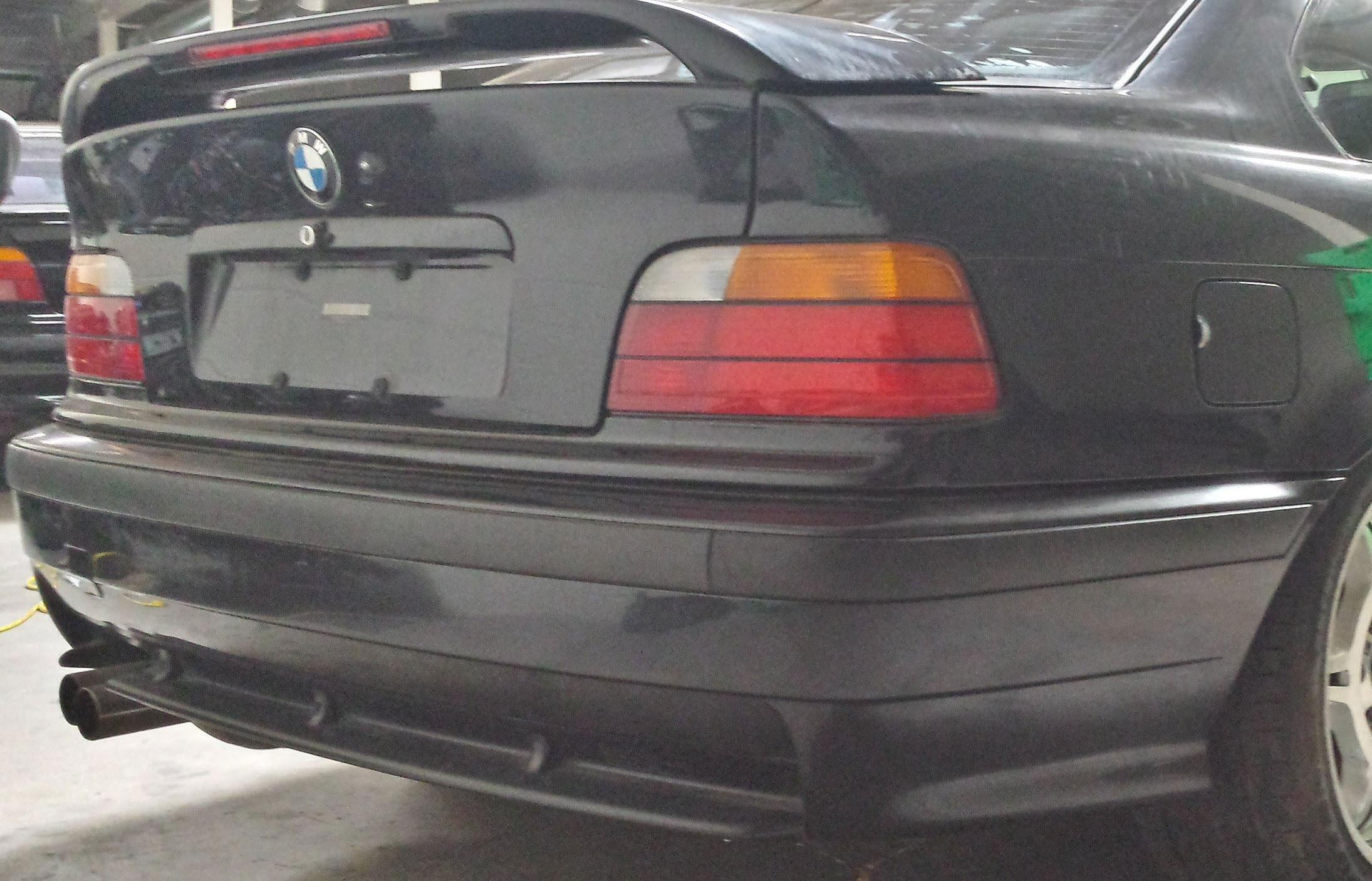 BMW M3 E36 Spoiler Light