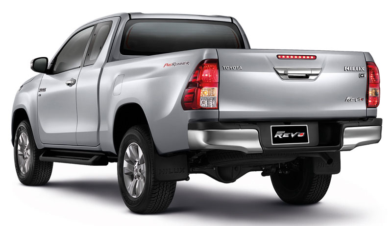 Toyota Hilux Revo Third Brake Light