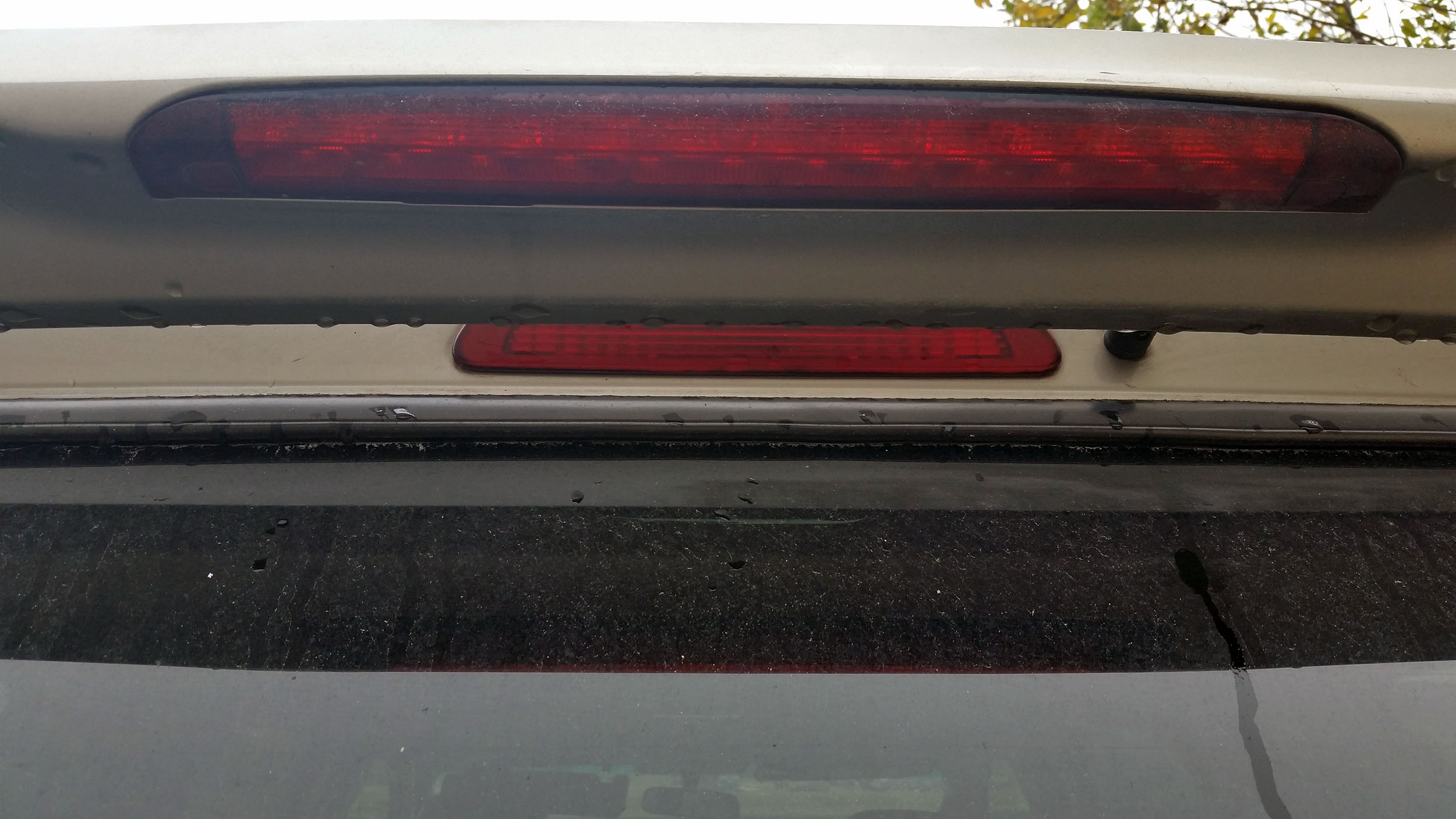 Toyota 4runner Dual Third Brake Light Replacments 2002 2009