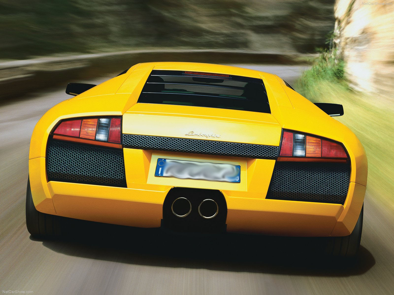 Lamborghini Murcielago Led 3rd Brake Light Type Sl 3240rd