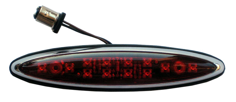 7 Oval Shaped Led Tail Light